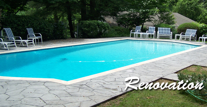 Pool and Spa Renovation
