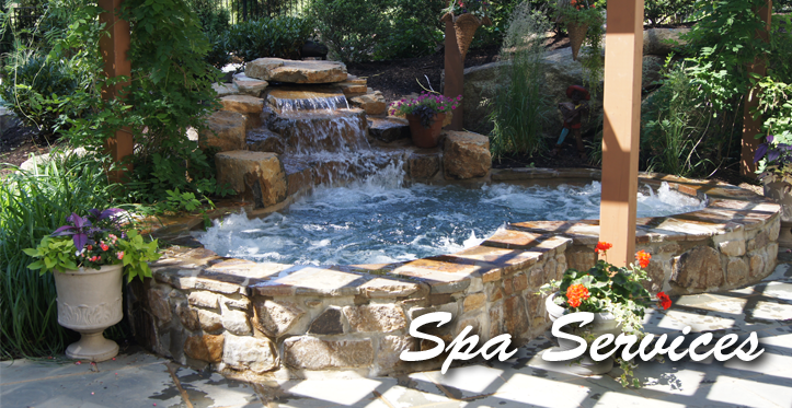 Spa Maintenance and Services